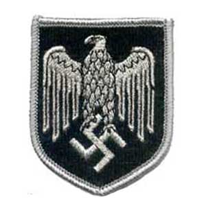 Wehrmacht Eagle Patch